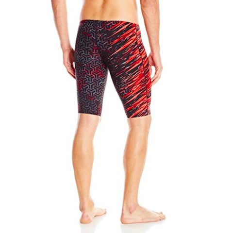 TYR TRAJE CABALLERO SYNRGY RED