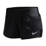 NIKE WOMEN CREW SHORT 2 BLACK