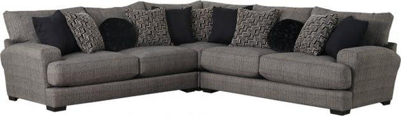 Ava Pepper 3 Piece Sectional