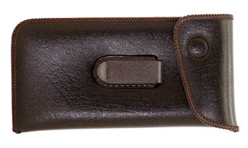 Pocket Clip Case with Velcro Strap