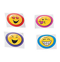 Emoji Smiley Face Stickers