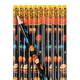 Outer Space Pencils - Party Favours - Party by Post