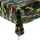 Camo Camouflage tablecover