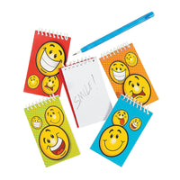 Emoji Notepads - Party Favours - Party by Post
