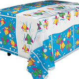 Tropical Fish Tablecover Plastic Tablecloth Table Cover 137 x 274 Free Postage