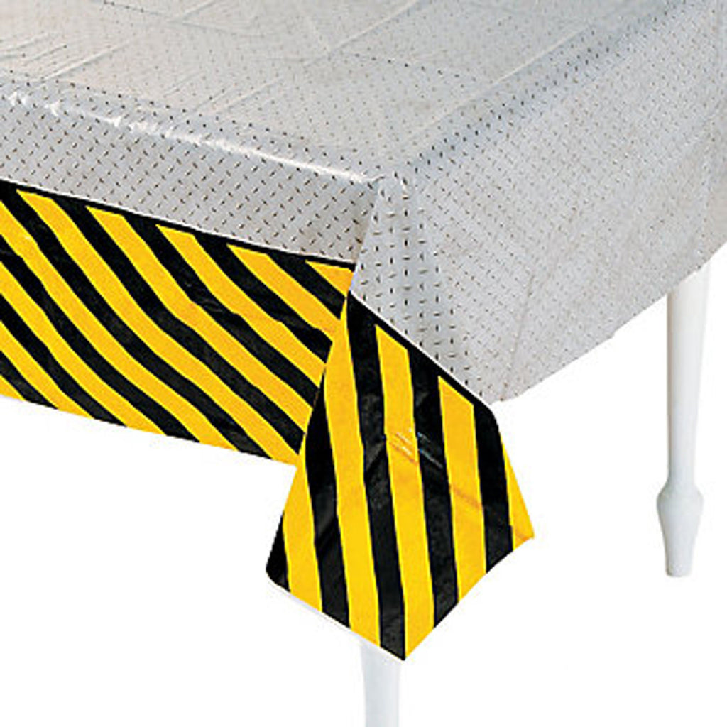 Construction Zone tablecover