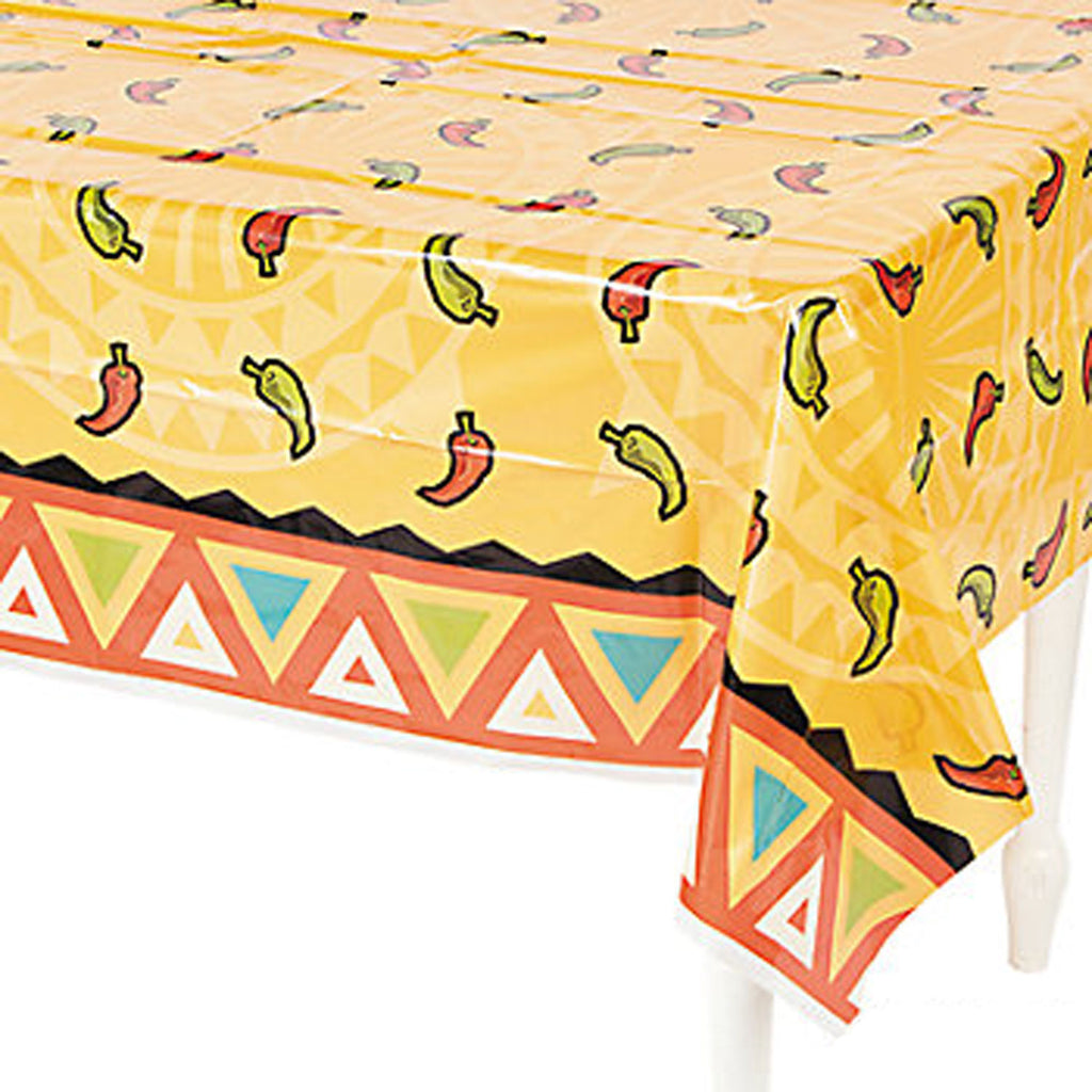 Southwest Chillies tablecover, Mexican tablecover