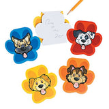 Dog and Puppy Notepads - Party Favours - Party by Post