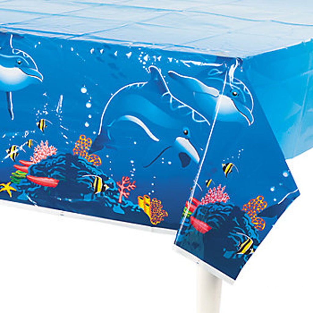 Dolphin Tablecover