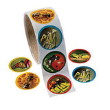 BUG INSECT PARTY Realistic Photo Sticker Bugs Bees Stickers Pack of 50 Free Post