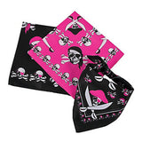 PINK PIRATE PARTY Sassy Bandanna / Bandana / Headscarf - Pack of 3 Free Postage
