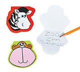Wiggly Eye Notepads - Jungle Safari Party - Party by Post