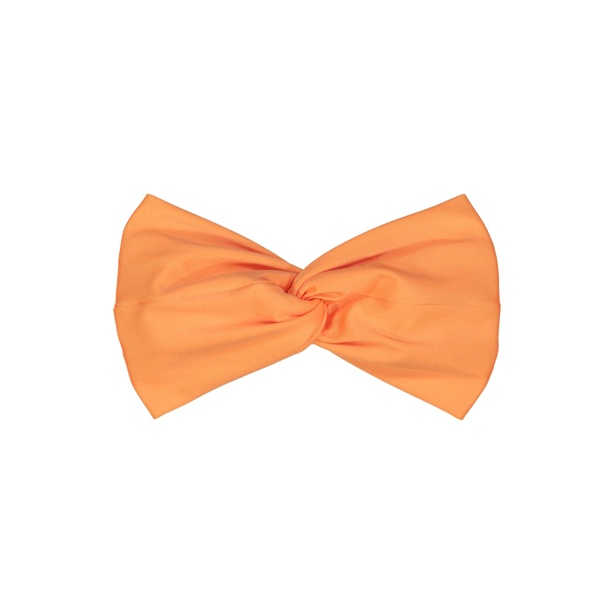 Turban Headband- Neon Orange