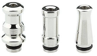 Stainless Steel 510 Drip Tip (long)