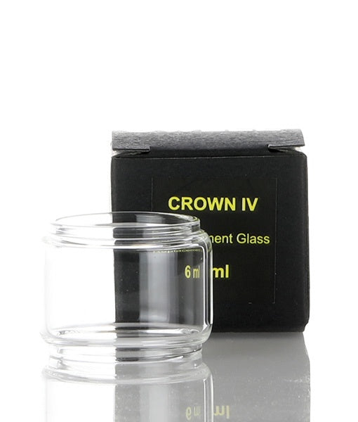 Crown 4 6ml bubble glass