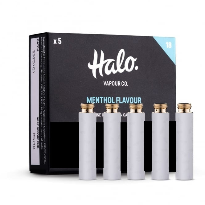 Halo Cartridges