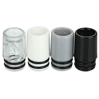 Plastic 510 spiral mouthpiece
