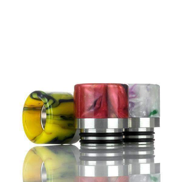 New Resin Steel 810 Drip tip