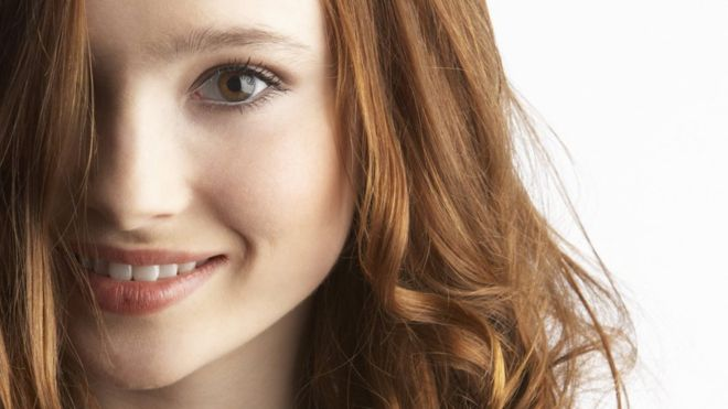 Are Gingers the Secret to Eternal Youth?!