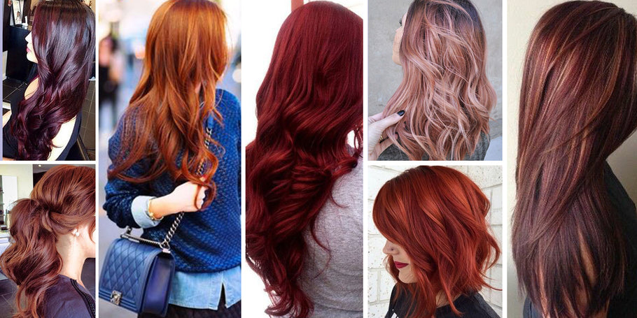 Is Your Natural Red Hair a Popular Shade?
