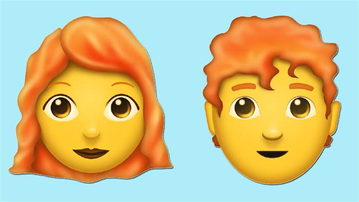 Emojis for Gingers May Be Coming Soon!