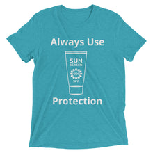 Always Use Protection - Men's Short sleeve t-shirt