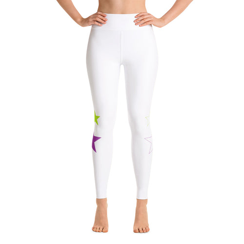 Star - Women's Yoga Leggings