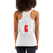 I Love My Gingers Women's Racerback Tank