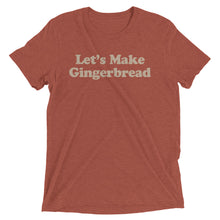 Make Gingerbread - Men's t-shirt