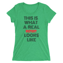 Real Mutant - Ladies' short sleeve t-shirt