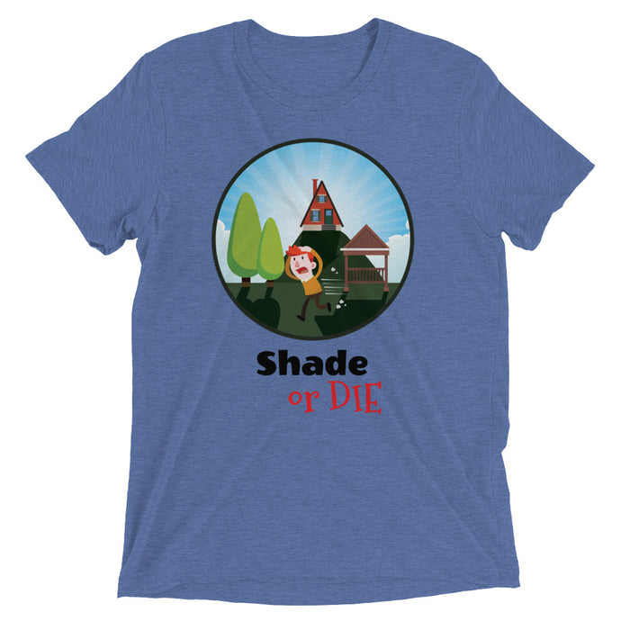 Shade or DIE - Men's Short sleeve t-shirt