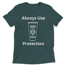 Always Use Protection - Short sleeve t-shirt