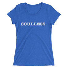 SOULLESS - Ladies' short sleeve t-shirt