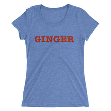 GINGER - Ladies' short sleeve t-shirt