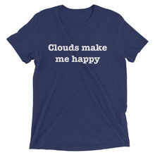 Clouds Make Me Happy - Men's Short sleeve t-shirt