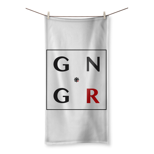 GNGR - Beach Towel