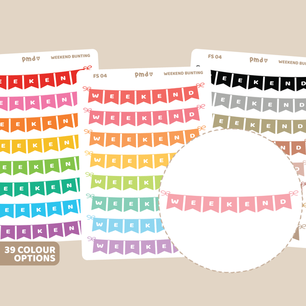 School Term Pencil Stickers | FS04 (2)