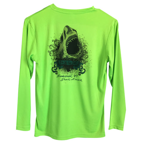 Fluorescent BMBS Long Sleeve