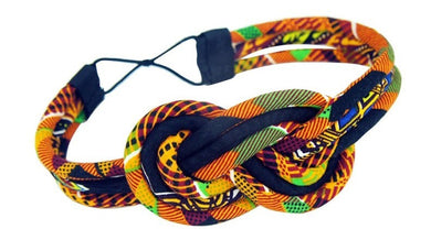 Kente Cloth Headband