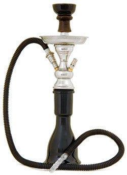 Egyptian Hookah with Glass Base