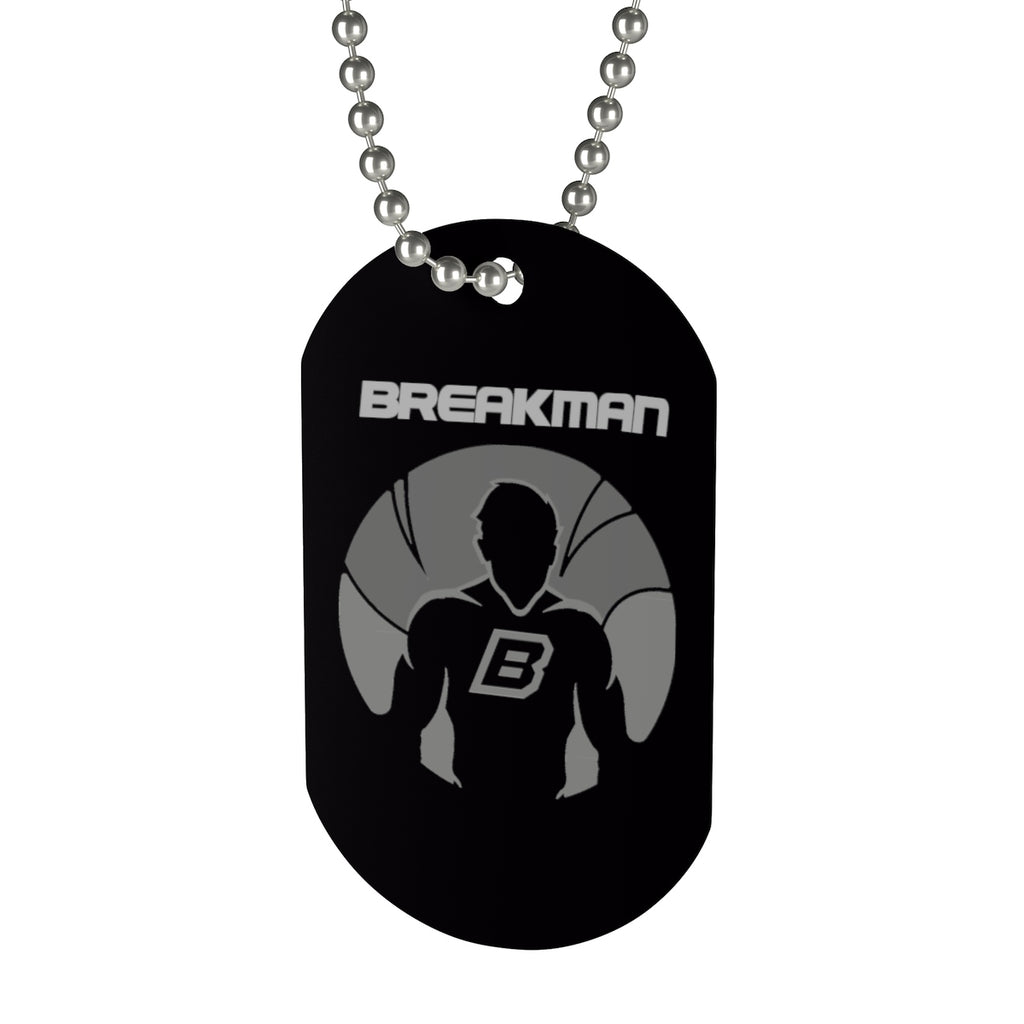 Breakman Dog Tag