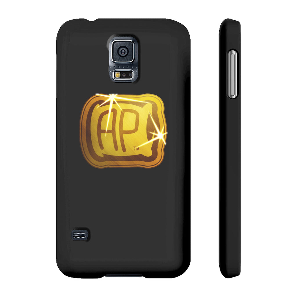 Slim Black and Gold Case
