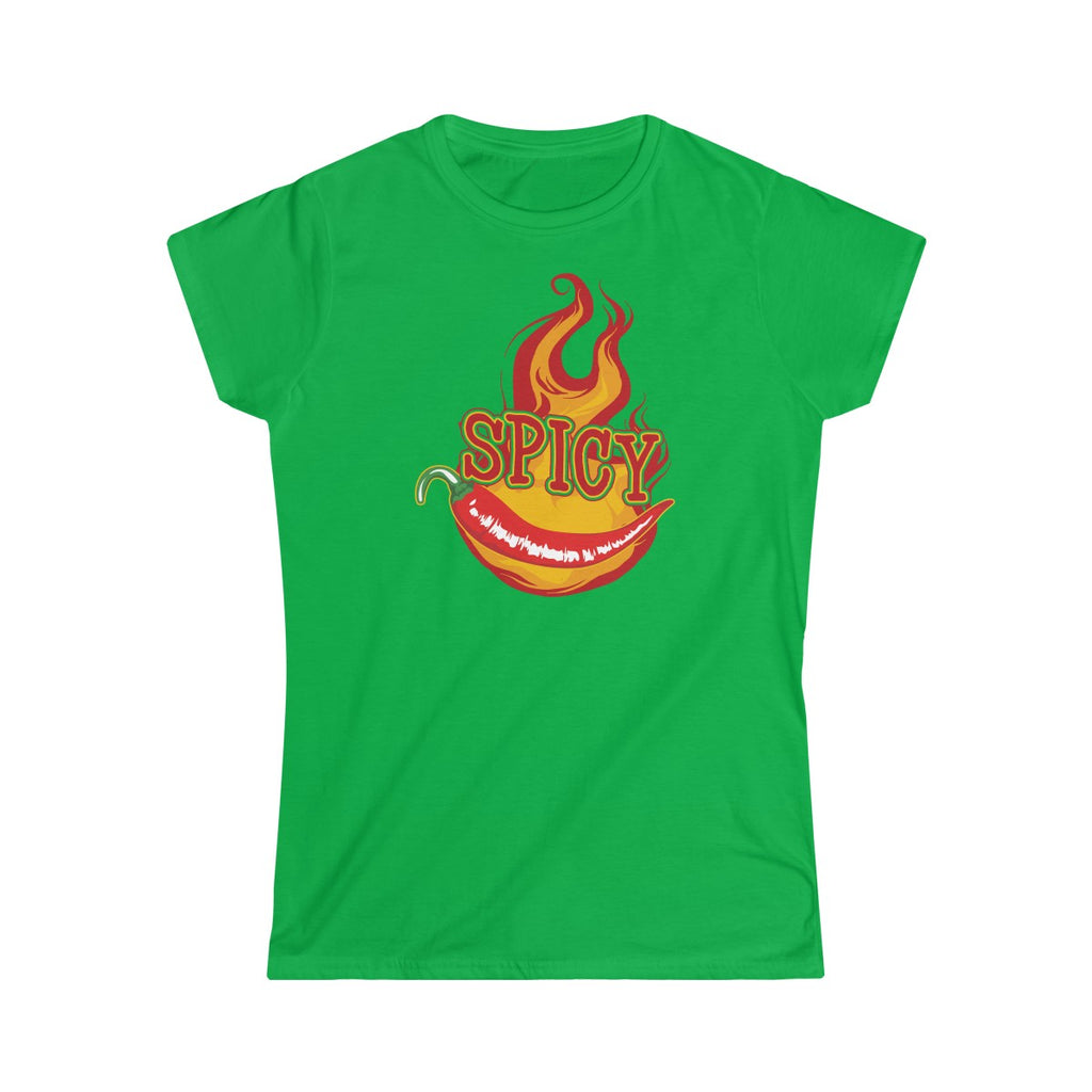 Spicy Women's Softstyle Tee