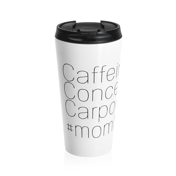 Elle Lindquist Caffeine Travel Mug
