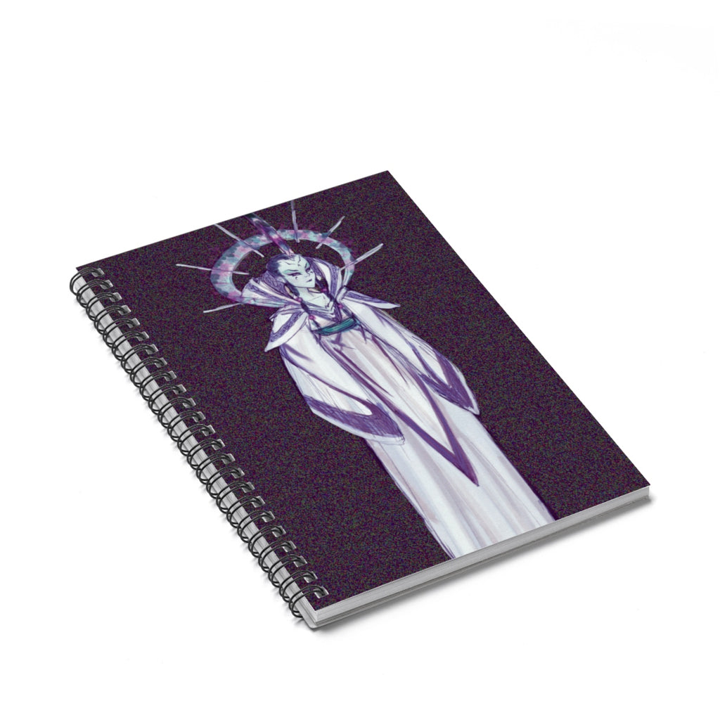 Nahiiya Spiral Notebook