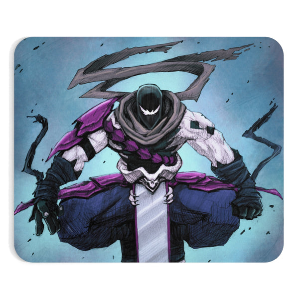 Wraith Floating Mousepad by Sycra