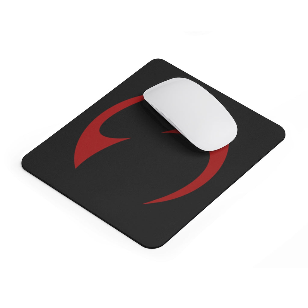 Red Sycra Mousepad