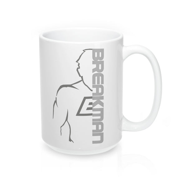 Breakman Coffee Mug 15oz