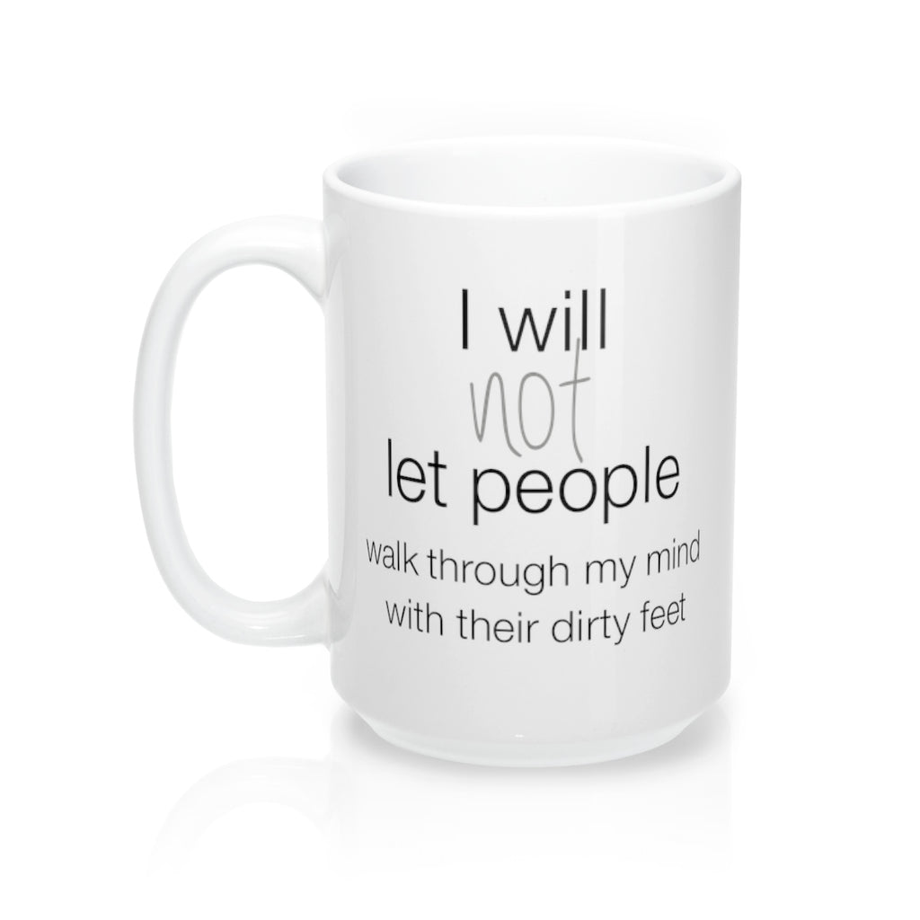 Wise Perspective Coffee Mug