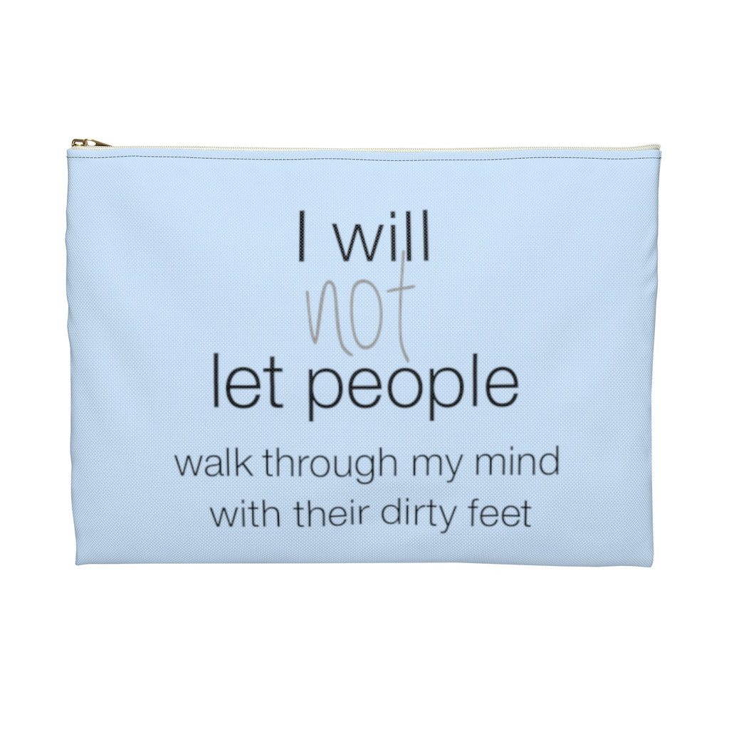 Wise Perspective Accessory Pouch